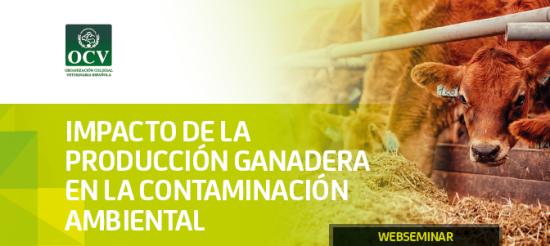 Impacto de la producción ganadera en la contaminación ambiental